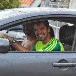 A chegada em Barra do Garças