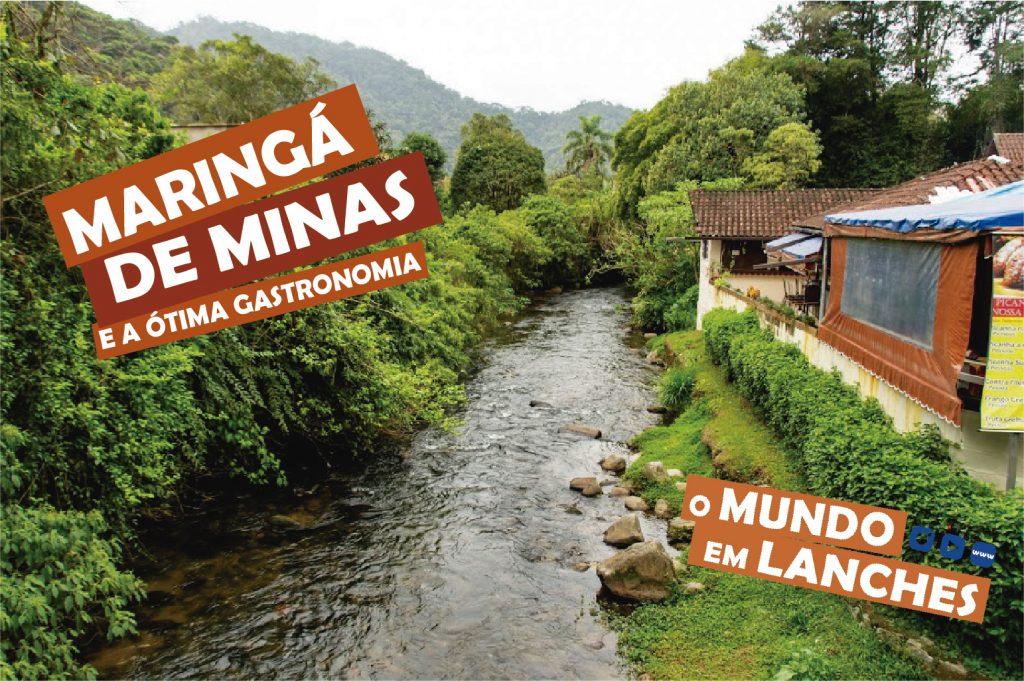 9 Cidades Incríveis para Conhecer em Minas Gerais: Maringa de Minas Gastronomia Rio Preto