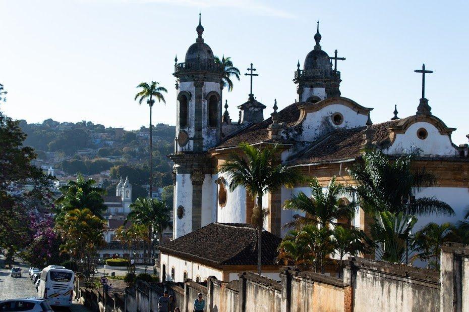 Igreja Nossa Senhora do Carmo, São João del Rei