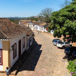 Cidades Históricas de Minas, Barbacena e a roça