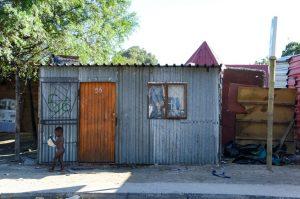 Favela de Capw Town