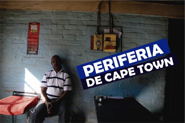 Como foi conhecer uma periferia de Cape Town