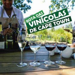 Rota das vinícolas de Cape Town