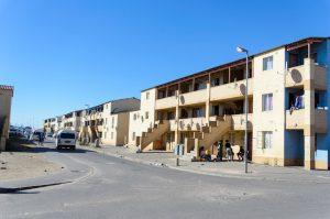 Apartamentos na Comunidade de Cape Town, periferia de cape town