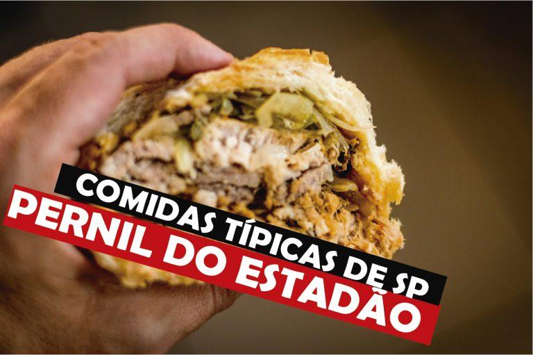 Pernil do Estadão – comidas típicas de São Paulo
