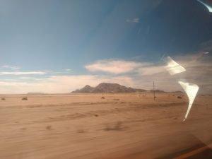 Mudanças de Cenários no Transporte na Namíbia