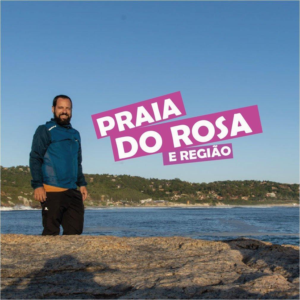 Praia do Rosa e Região