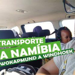 Transporte na Namíbia: Como ir de Swakopmund para a Windhoek