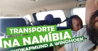 Transporte na Namíbia