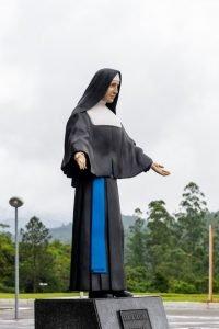 Madre Paulina, primeira santa brasileira