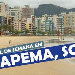 Final de semana em Itapema, Santa Catarina