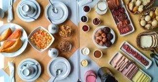 Fotografia Profissional de Alimentos: Café da Manhã