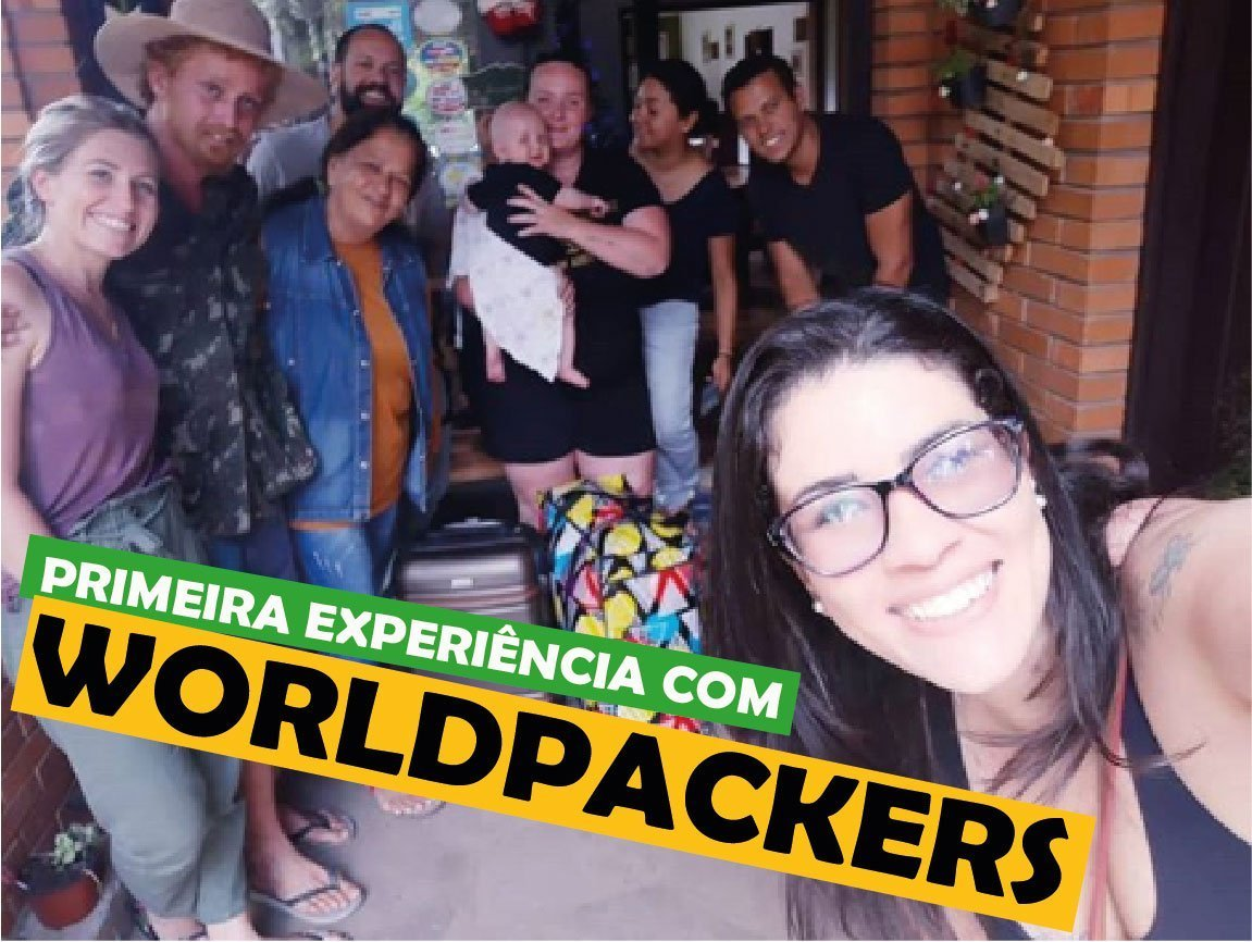 Primeira Experiencia Com Worldpackers