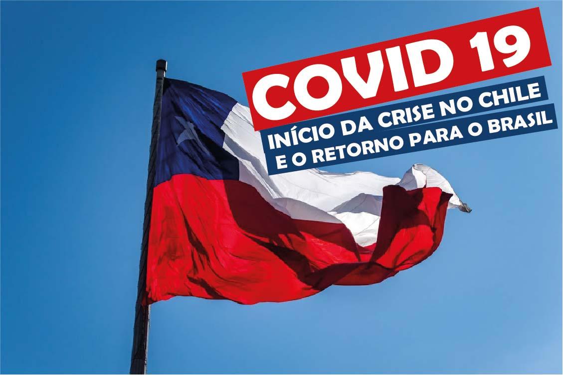 Coronavírus – Covid 19 – Quarentena fora do país