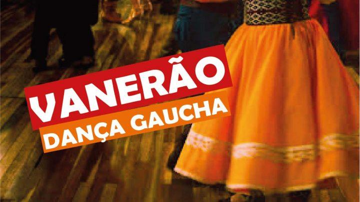Vanerão, dança Gaucha