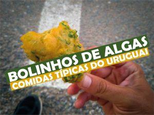 Bolinhos de Algas Uruguaios – Comida Típica do Uruguai