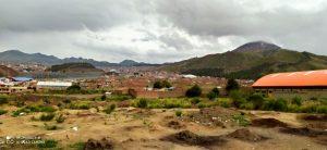 Cidade Potosi, Bolívia