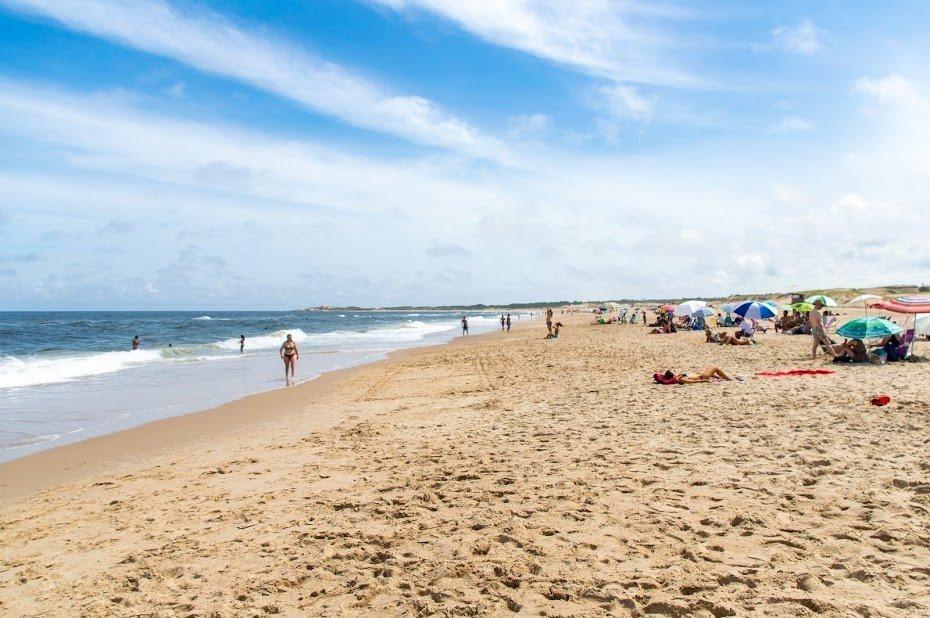 Playa de Rivero, Punta del Diablo, Uruguai
