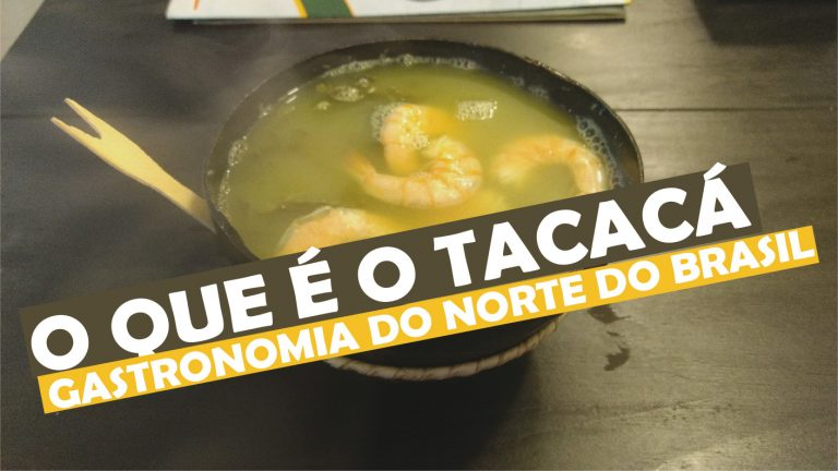 O que é Tacacá