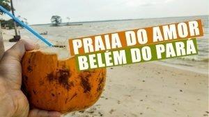 Praia do Amor, Água Boa