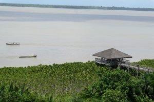 O que fazer em Belém do Pará: Mirante do Rio