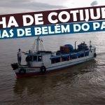 Ilha de Cotijuba, Ilhas de Belém do Pará