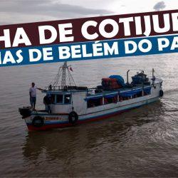 Ilha de Cotijuba – Ilhas de Belém do Pará