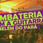 Lambateria em Belém do Pará no dia da Guitarrada