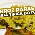 O Arroz Paraense - Comida Típica do Pará