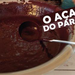 Polpa de Açaí do Pará – comida típica do Pará