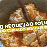 requeijão sólido do Mato Grosso