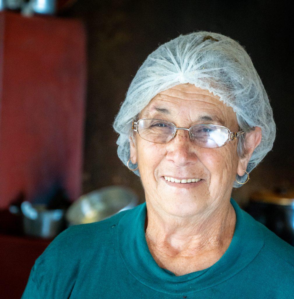 Dona Francisquinha do Rancho Franel