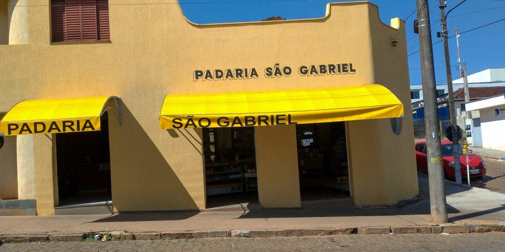 Padaria Sãoo Gabriel em Tapiratiba
