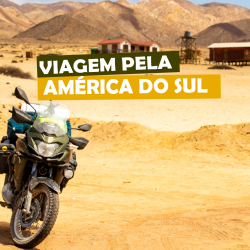 Viagem pela América do Sul