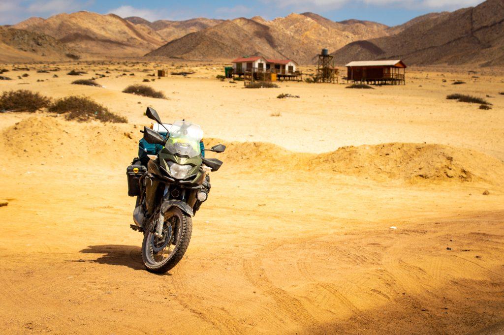 Vilarejo no Atacama Chile Viagem pela América do Sul