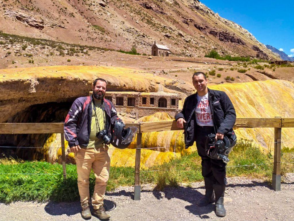 Experiências de viagens: Amigo Argentino que conheci dois dias antes do passeio aos Andes