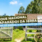 PARQUE NACIONAL DE APARADOS DA SERRA CAFE DO VO MARCAL E ARTESANATO DA VO MARIA