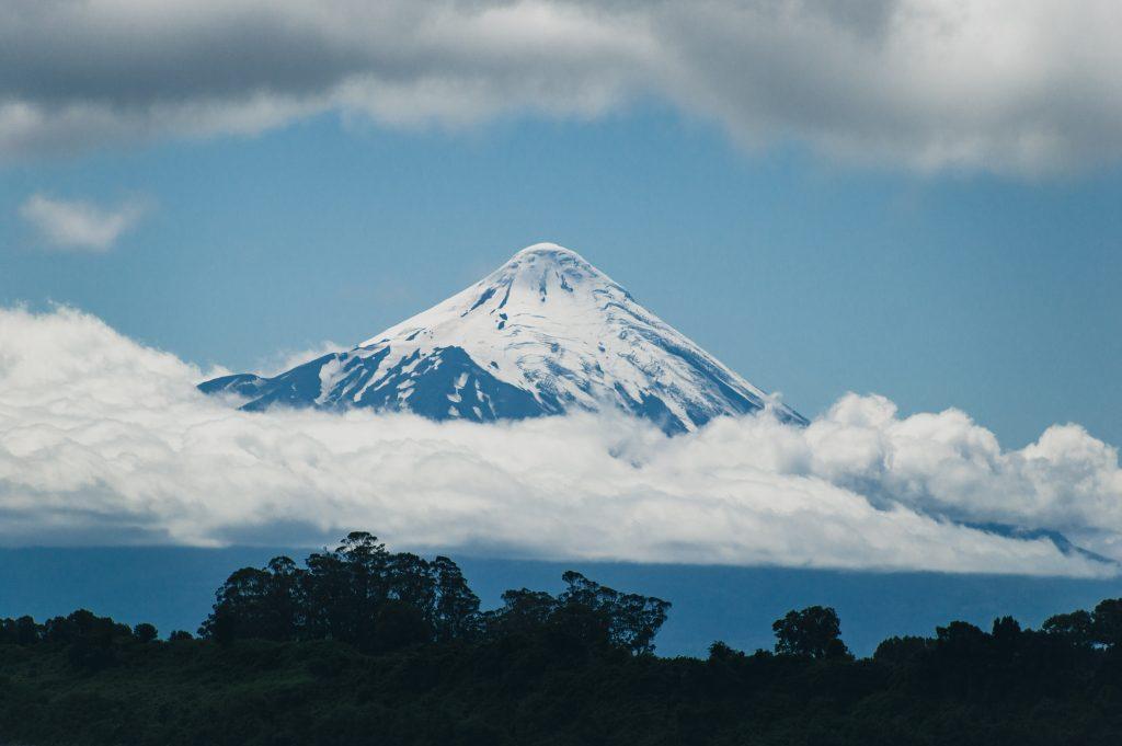 Vulcão Osorno, Los Lagos, Chile