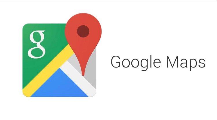 Aplicativos de viagens : google maps