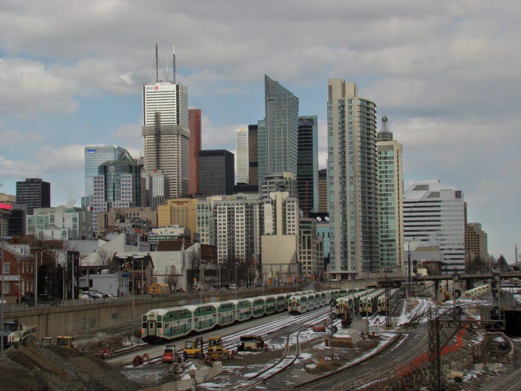 a cidade de Toronto