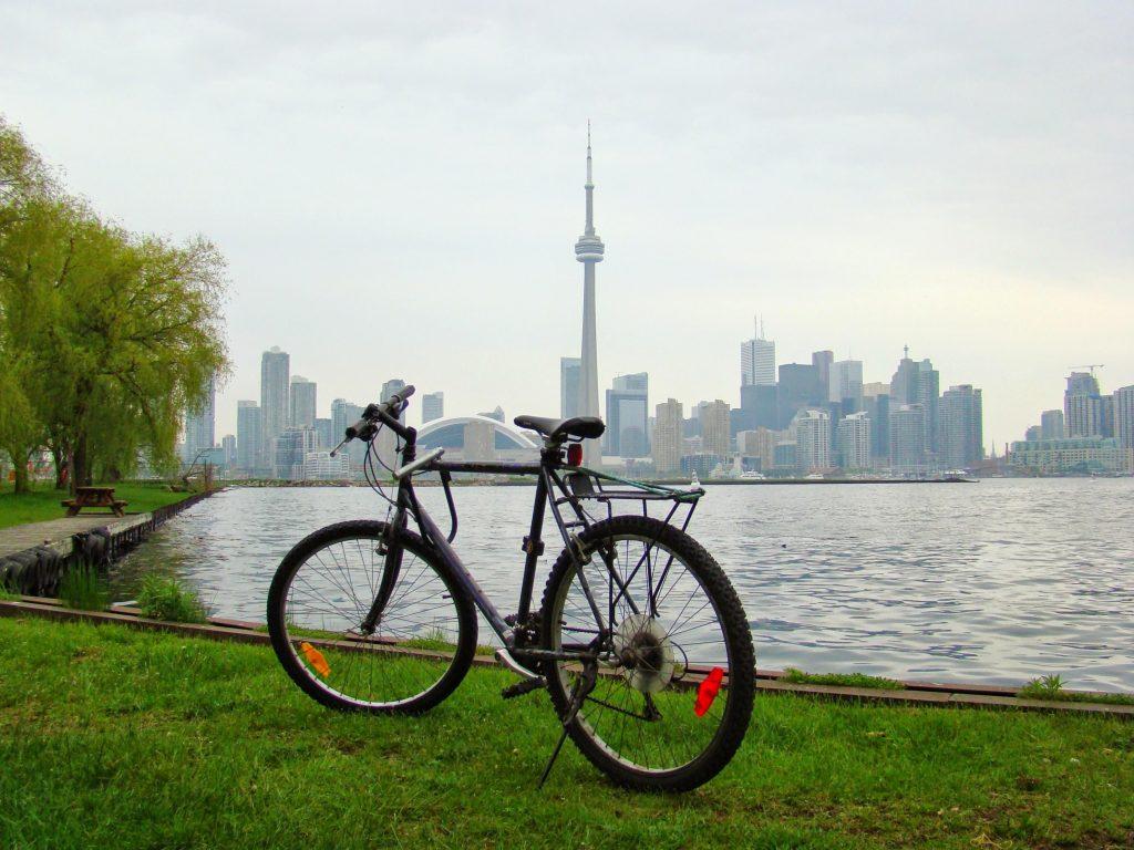 o ciclismo no Canadá