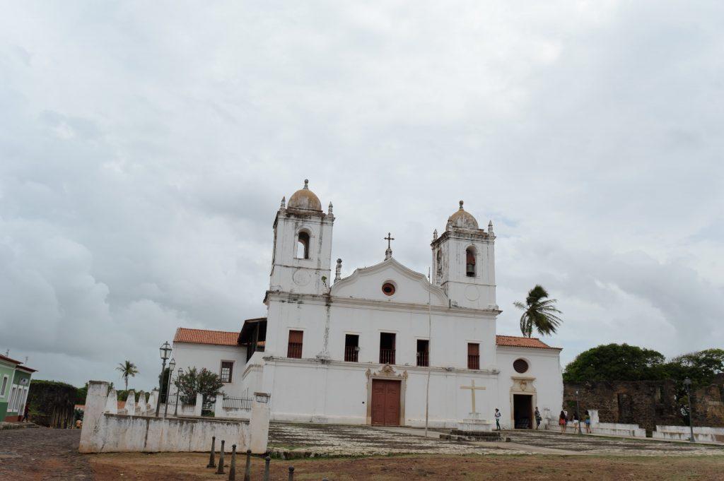 igreja em alcantara
